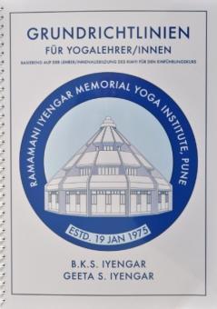 Grundrichtlinien für Yogalehrer/innen