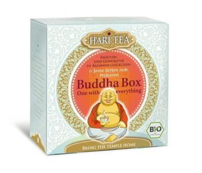 Buddha Box® Hari Tea 11x2g Beutel