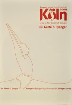 European Iyengar-Yoga-Convention Cologne 2009