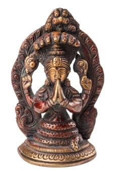 Patanjali aus Bronze