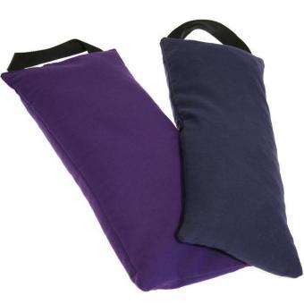 Sandsack Bezug Yogamatters Purple