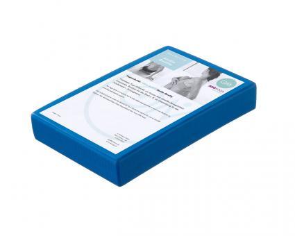Schulterstandplatte AKO - Blau
