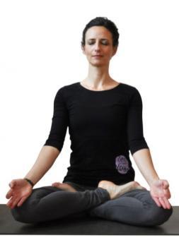Shirt Zeit für mein Yoga 3/4 Arm