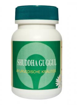 Shuddha Guggul 50 g Presslinge