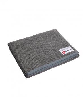 Recycled Wool Blanket - Manduka